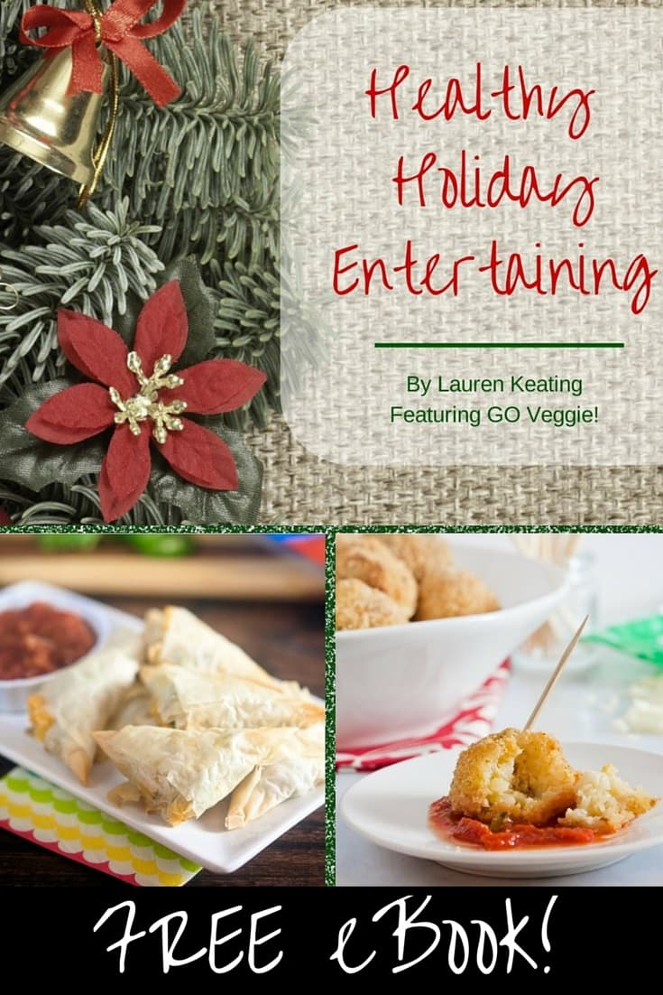 Free Healthy Holiday Entertaining eBook