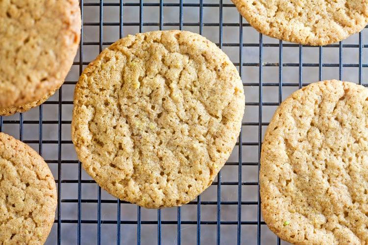 Pistachio Cardamom Cookies 2
