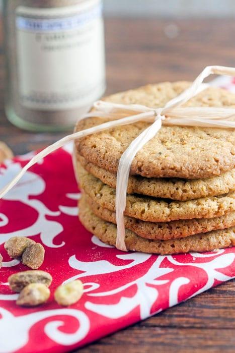 Pistachio-Cardamom-Sugar-Cookies