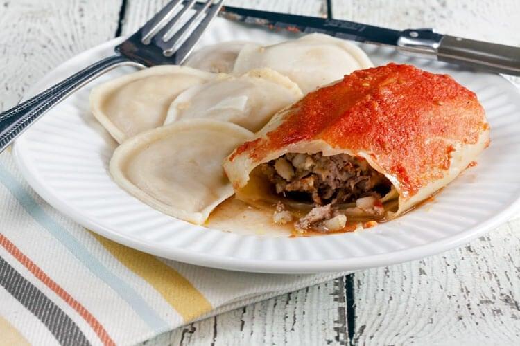 Golabki (Stuffed Cabbage Rolls) 2