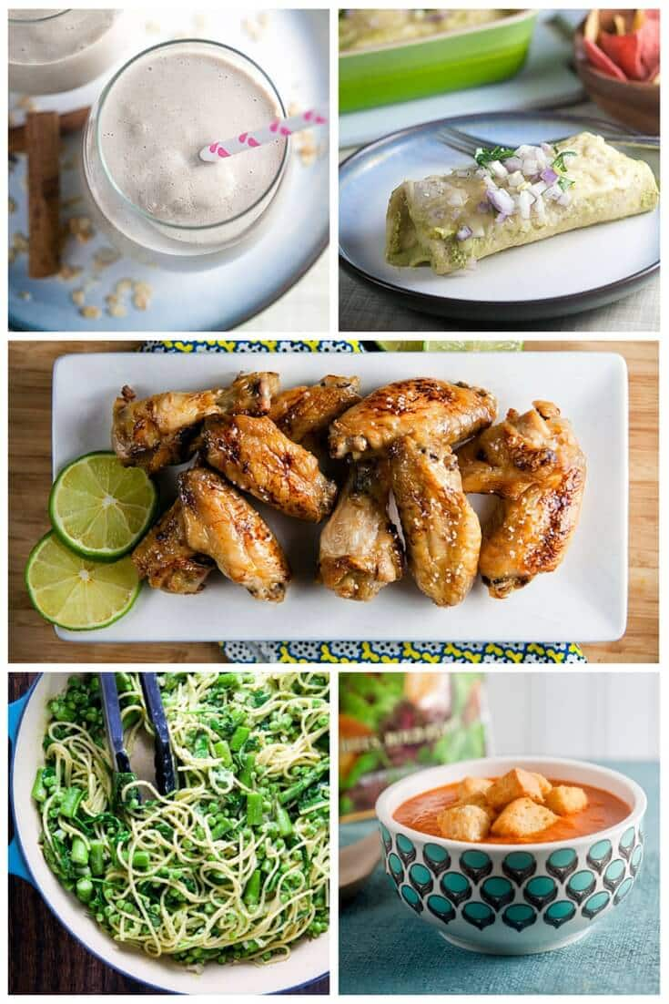 Top 5 Healthy Recipes of 2014