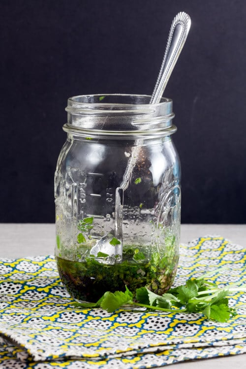 chimichurri dressing