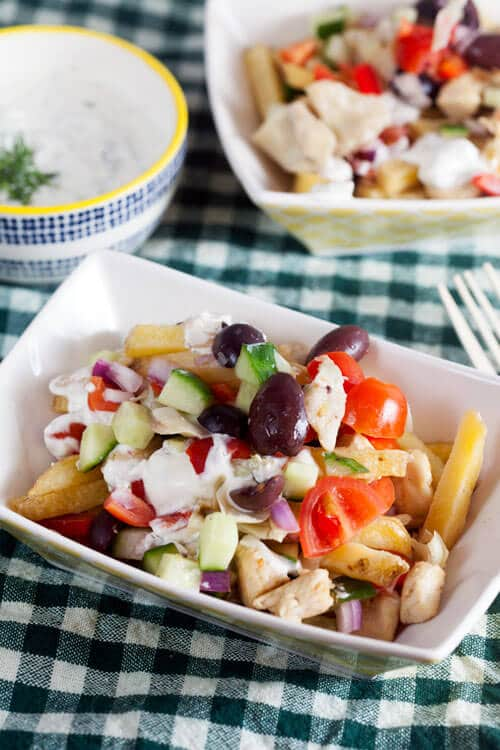 Loaded-Greek-Fries-with-Chicken