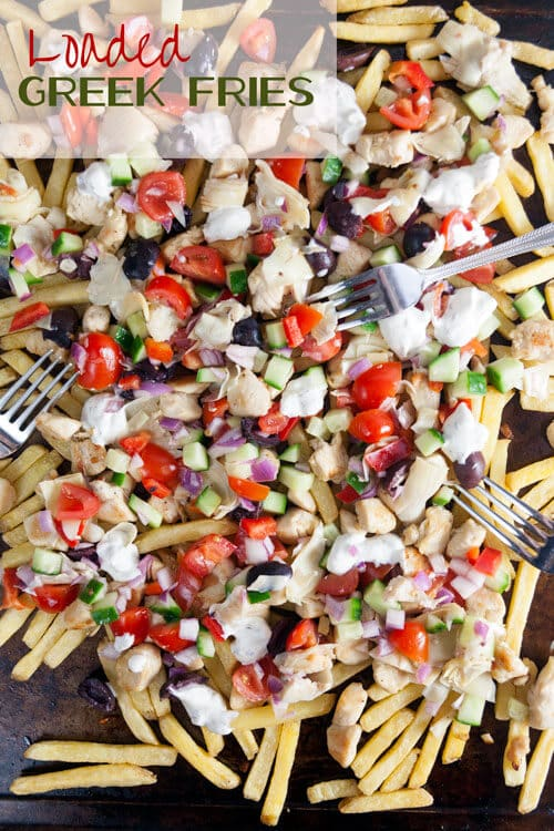 Loaded-Greek-Fries-with-Marinaded-Chicken