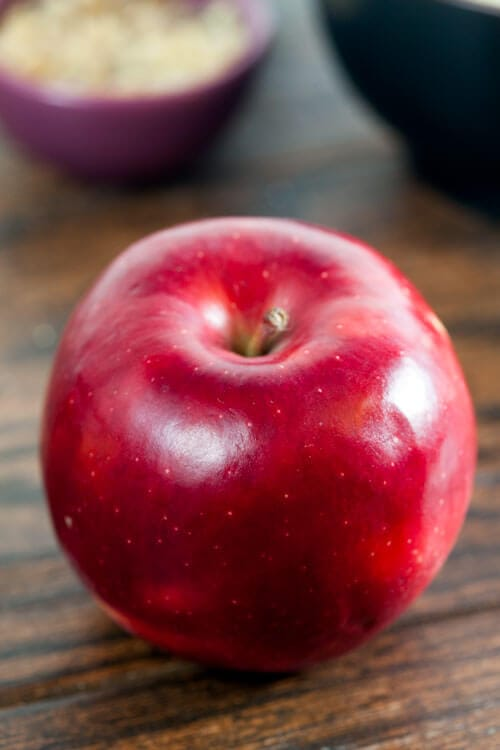 Ruby Frost Apple