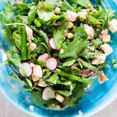 Farmhouse Salad with Citrus Vinaigrette