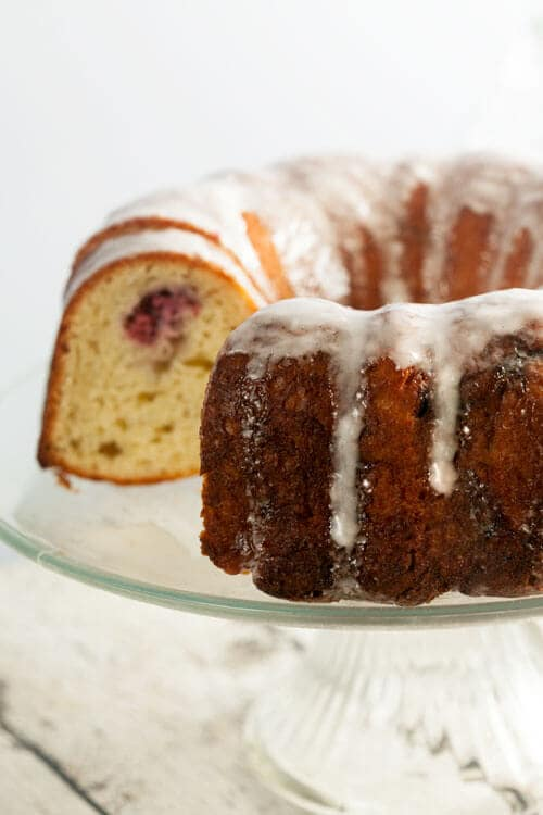 Greek Yogurt Bundt Cake