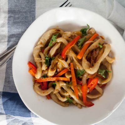 How to Make Homemade Udon