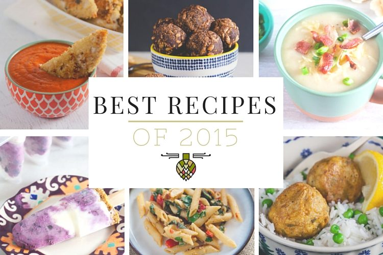 Best Recipes of 2015
