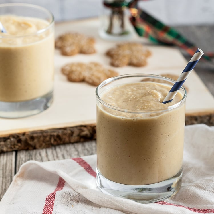 Gingerbread Smoothies