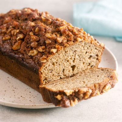Cajeta Banana Bread