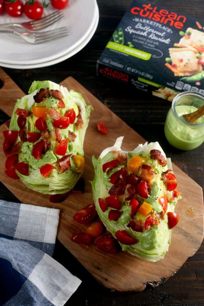 BLT-Wedge-Salad-with-Avocado-Dressing