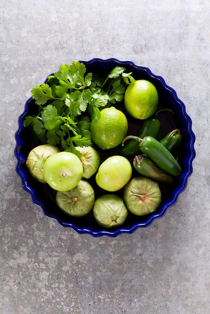 Tomatillo Sauce Recipe