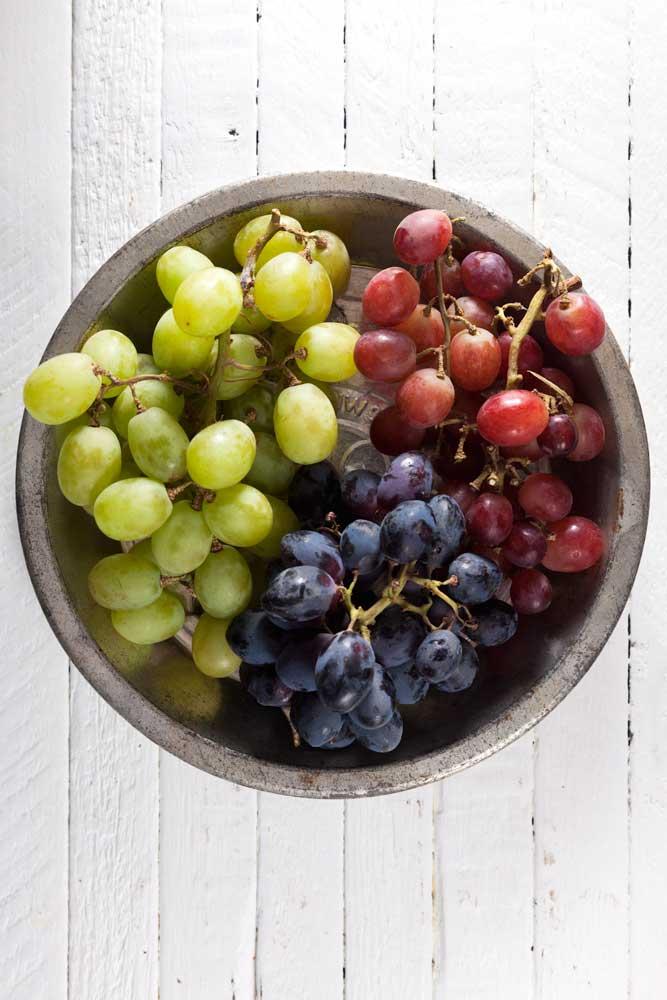 tricolor grapes
