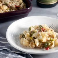 Winter Vegetable Macaroni and Cheese