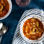 Roast Vegetable Soup (Whole 30)