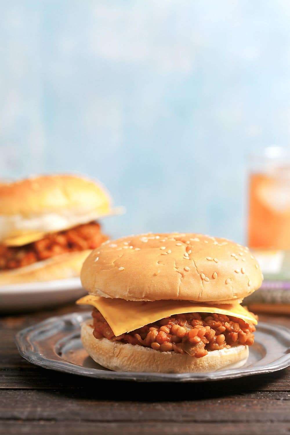 BBQ Lentil Sloppy Joes Recipe - Vegan