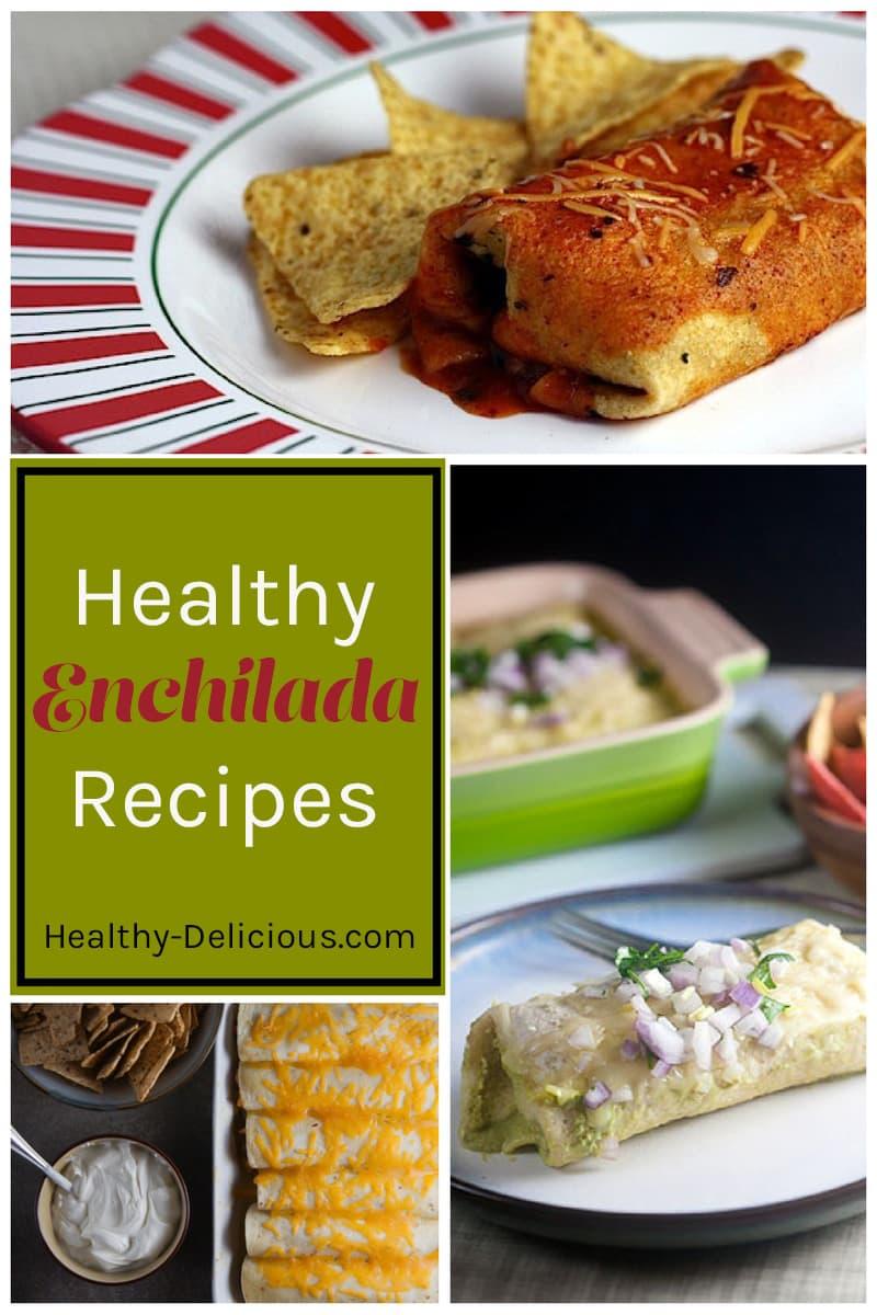 Healthy Enchilada Recipes