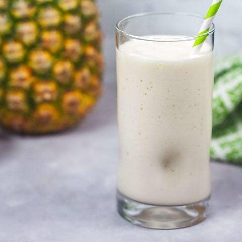 Piña Colada Protein Shakes
