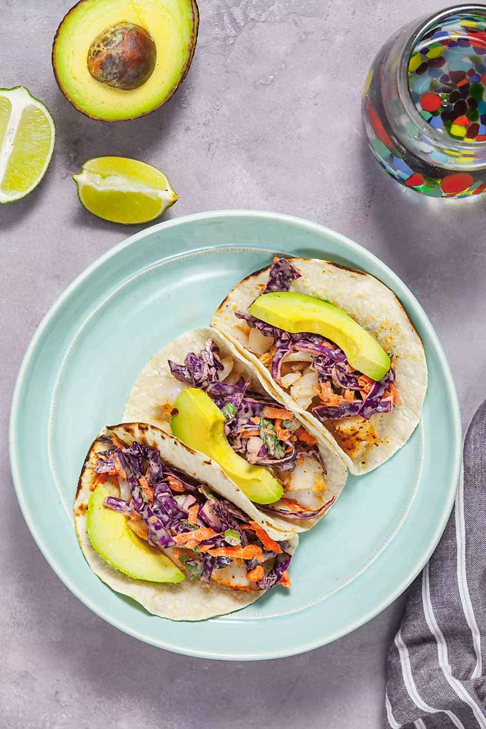 Grilled Fish Tacos 1