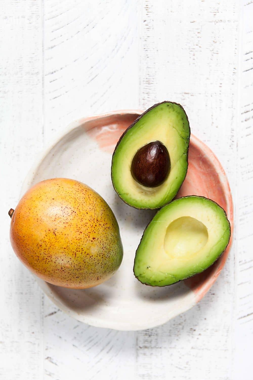 Mango, Avocado and Black Bean Salad