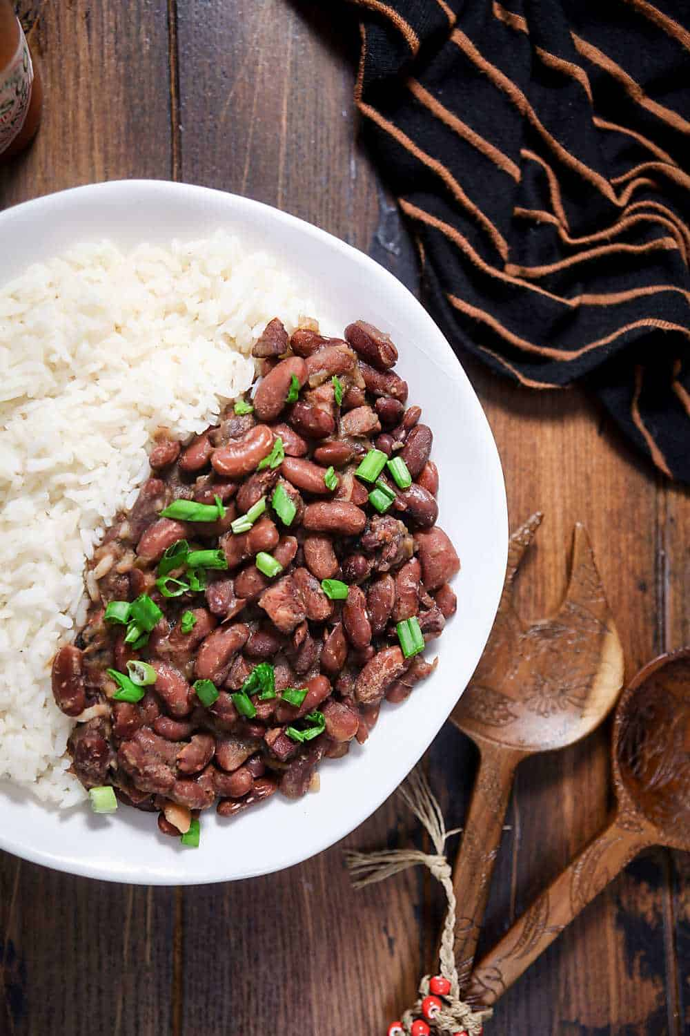 how to cook red rice in instant pot