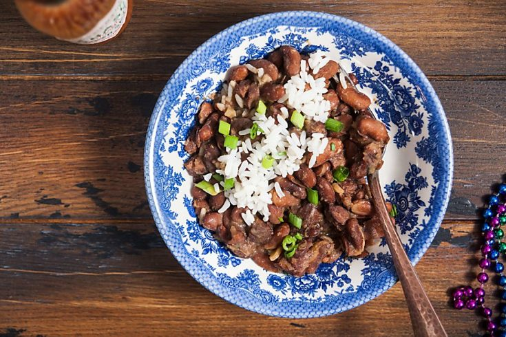 Instant Pot Red Beans and Rice 1