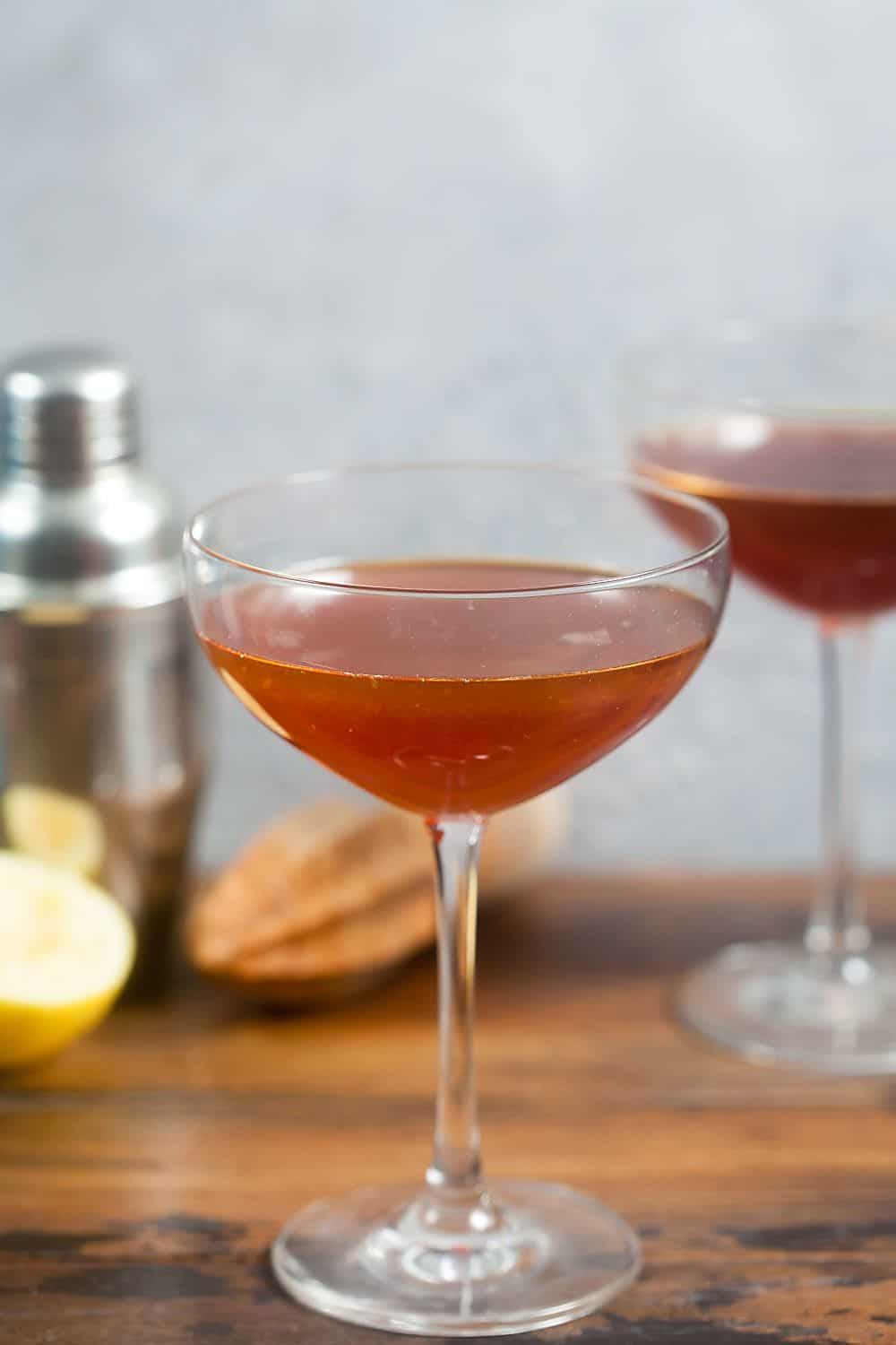 Tea + Marmalade Brunch Martini