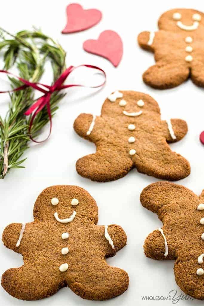 13 Healthy Gingerbread Recipes to Enjoy Morning, Noon + Night 24