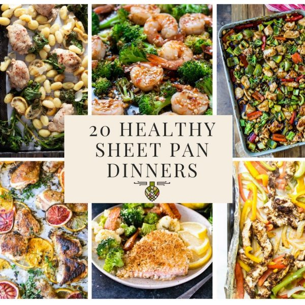 20 healthy sheet pan dinners for busy weeknights healthy delicious forumfinder
