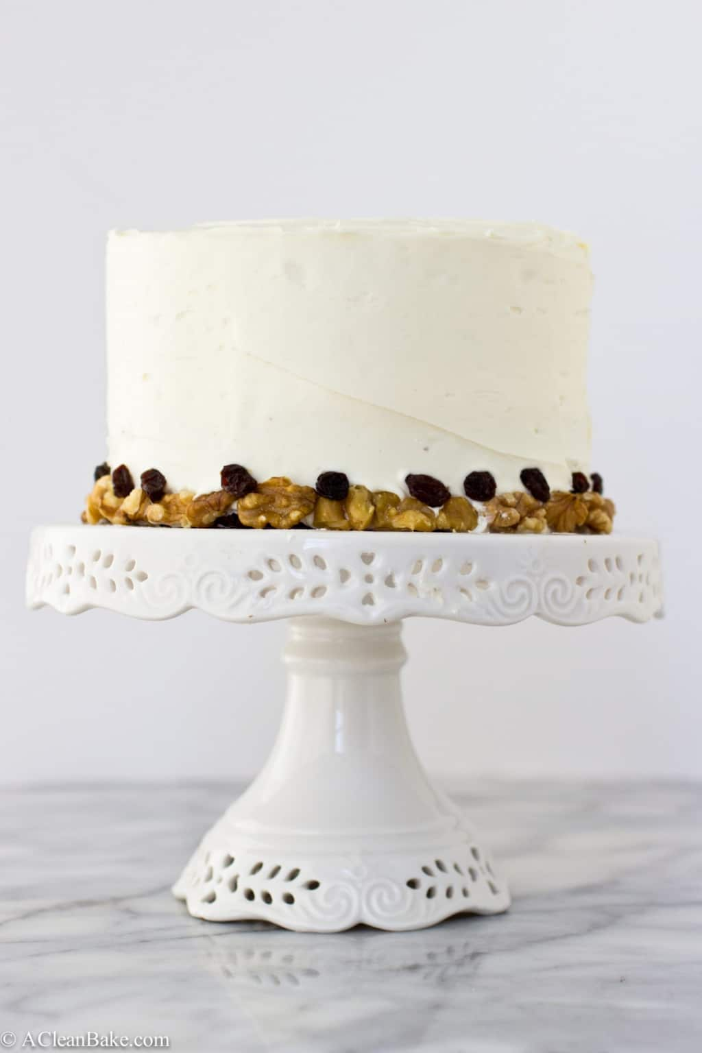 Healthy Carrot Cake