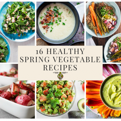 16 Spring Vegetable Recipes to Chase Away the Winter Blues