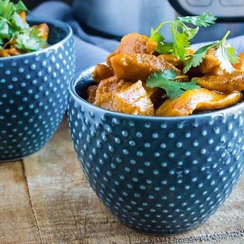 Instant Pot Chicken Curry Gluten Free