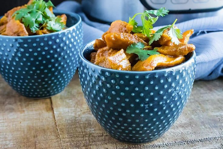 Instant Pot Chicken Curry (Whole 30, Paleo, Gluten Free) 2