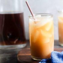 Maple Tahini Cold Brew
