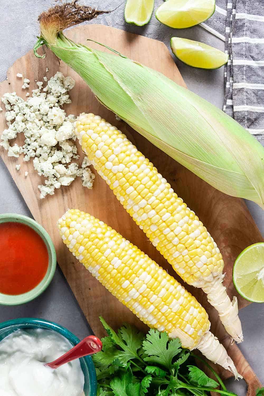 Buffalo Street Corn