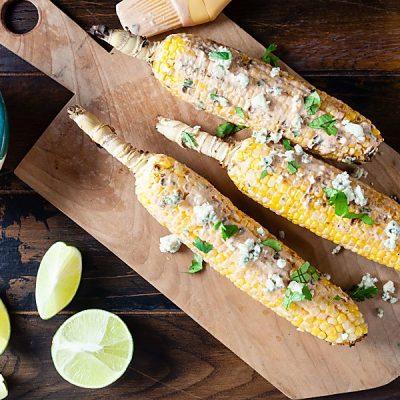 Buffalo Street Corn (Gluten Free)