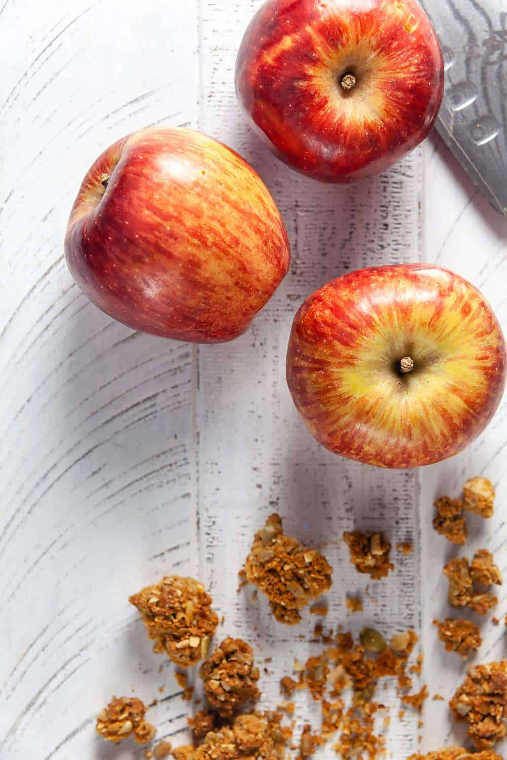 Apple Crisp Ingredients