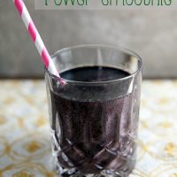 Cherry-Vanilla Power Smoothie