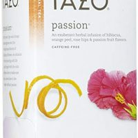 Tazo Passion Herbal Tea, 20 ct