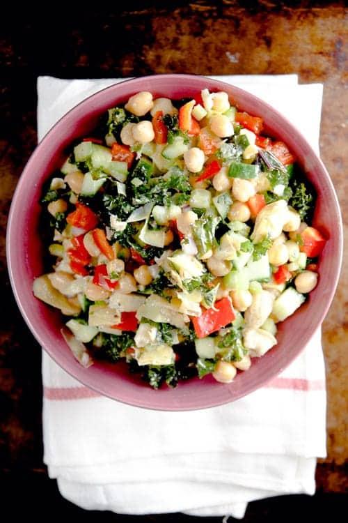 Confetti Crunch Salad 1