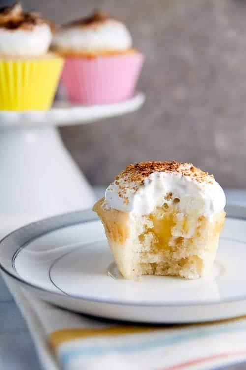 Lemon S'mores Cupcakes 1