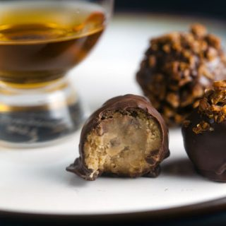 Maple Bacon Truffles