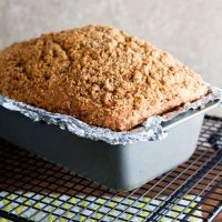 Pear Cardamom Quick Bread