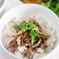 Slow Cooker Island Jerk Pork + Slow Cooker Giveaway