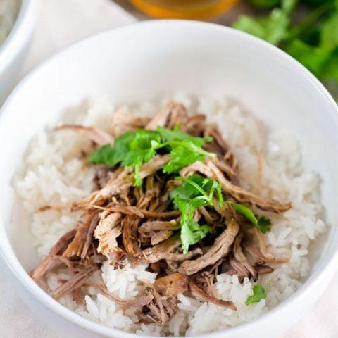 Slow Cooker Island Jerk Pork + Slow Cooker Giveaway