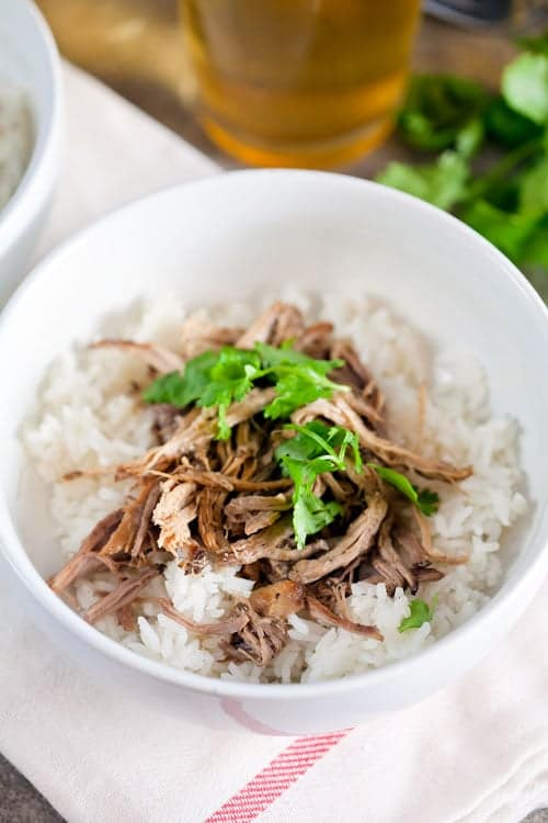 Island Jerk Pork + Slow Cooker Giveaway 1
