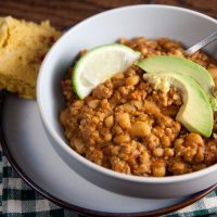 Turkey and White Bean Chili