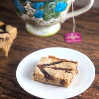Apple Butter Blondies