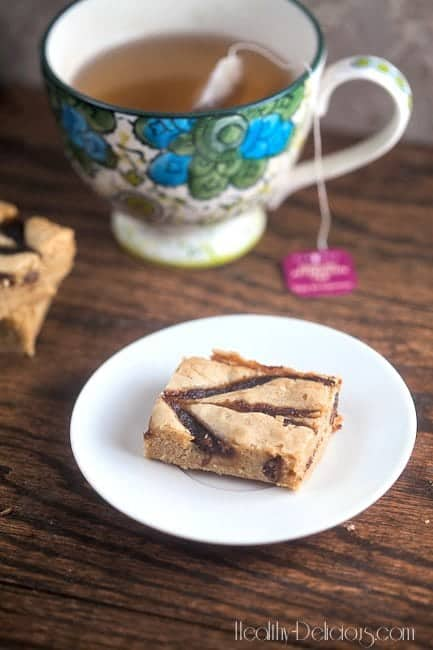 Apple Butter Blondies #oxogoodbrownie 1